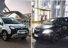 Quale comprare, Confronto: Lancia Ypsilon 1.2 Euro6 Vs Fiat Panda 1.0 Hybrid 2020