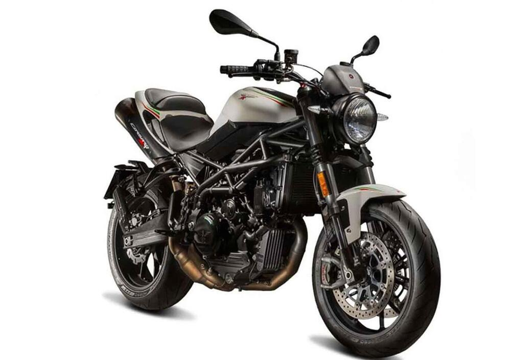 Vendo Moto Morini Corsaro 1200 ZT (2020 - 21) nuova a Roma