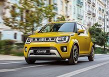 Suzuki Ignis Hybrid 2020: restyling e sistema ibrido migliorato