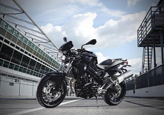 BMW avvia la produzione della F800R in Thailandia