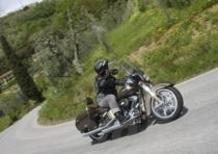 Il raduno Harley-Davidson in Toscana