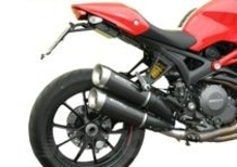 SPARK Exhaust Technology per Ducati Monster 1100 EVO