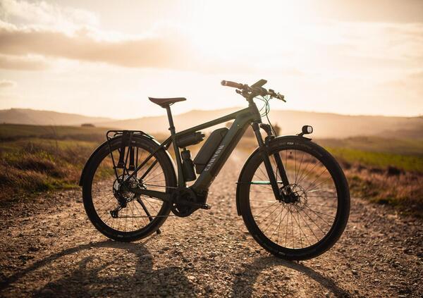 Canyon Pathlite:ON, leBike pensata per il cicloturismo (anche offroad)