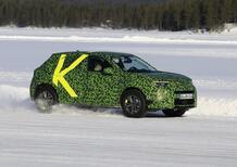 Nuova Opel Mokka: benzina, diesel ed elettrica? [Foto spia]