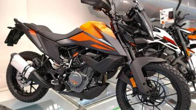 KTM 390 Adventure (2021) Nuova