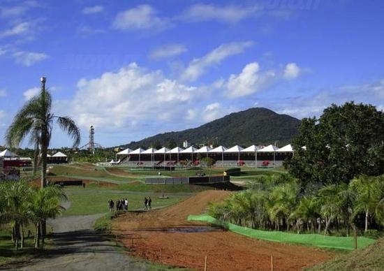 Il Mondiale Motocross approda in Brasile