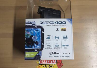 Midland action camera xtc 400 - Annuncio 8020742
