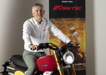 Speciale aziende in Italia. Mariano Roman (Fantic Motor)