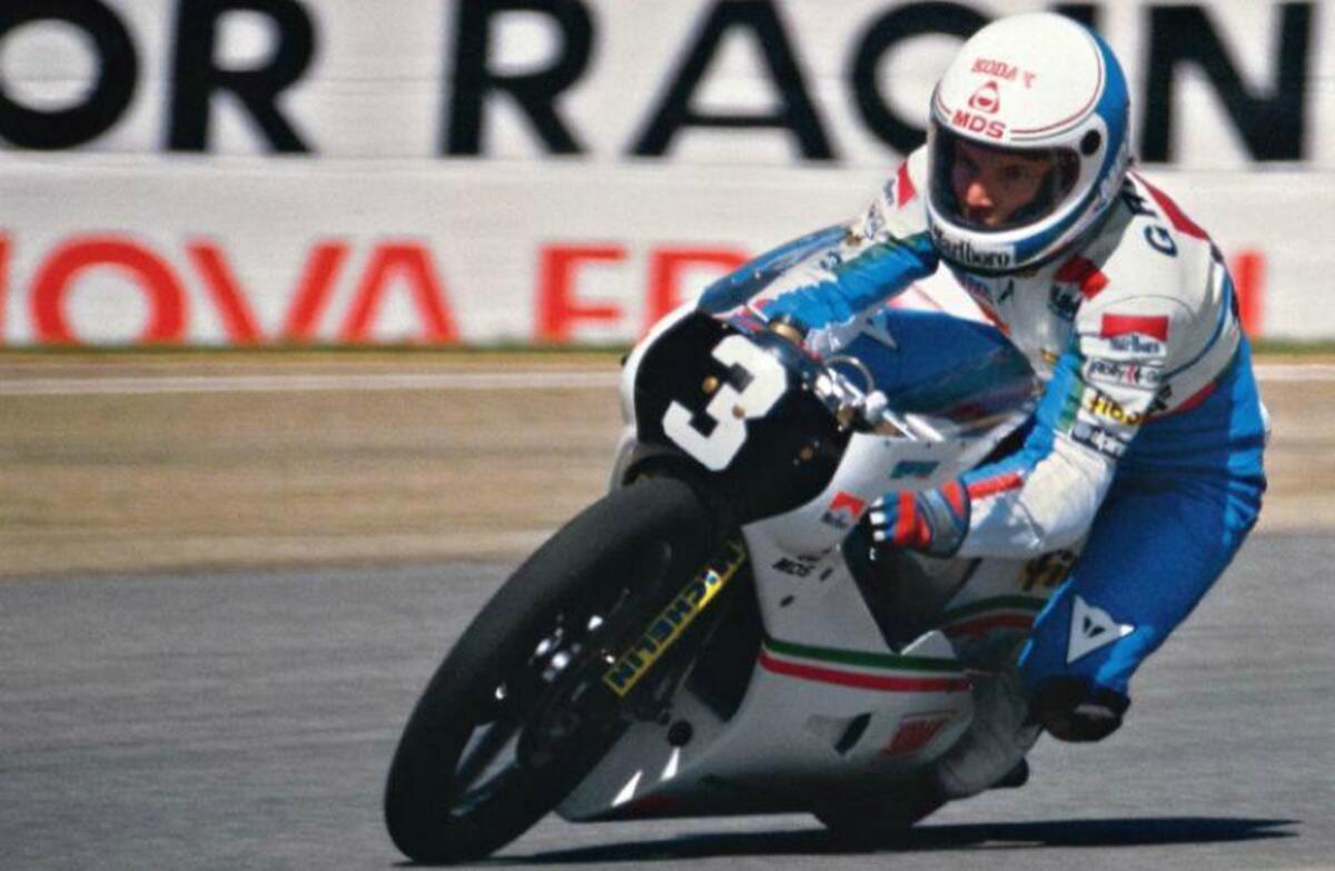 Le storie di Nico: Fausto Gresini e l'ansia della gara - News - Moto.it
