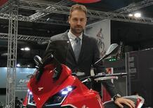 Speciale aziende in Italia. Alberto Monni (Moto Morini)