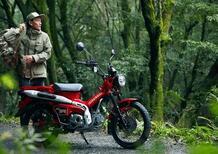 Honda CT125 Hunter Cub 2020. Foto e caratteristiche