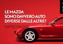 Le Mazda sono davvero auto diverse dalle altre? [VIDEO]