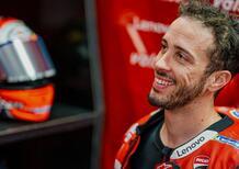 """MotoGP. Andrea Dovizioso: """"Undaunted, imperterrito"""""""