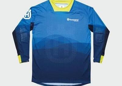 Maglia Gotland blue Husqvarna - Annuncio 8030771