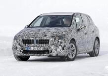 BMW Serie 2 Active Tourer: verso la nuova generazione [Foto spia]
