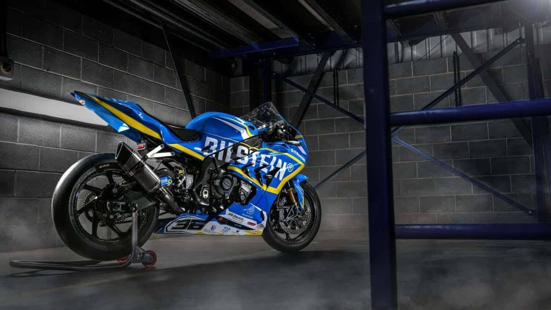 Bilstein torna nelle moto con un kit BMW S1000RR
