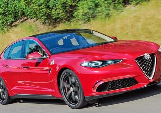 Alfa Romeo Alfetta tornerà su base Peugeot?
