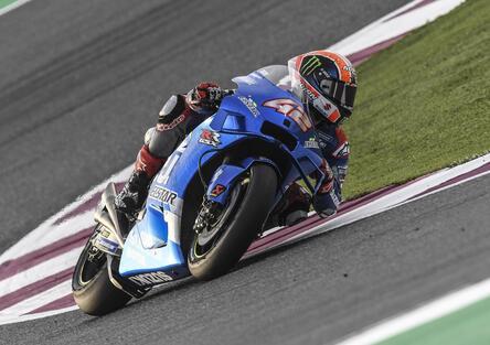 MotoGP, Alex Rins con Suzuki fino al 2022