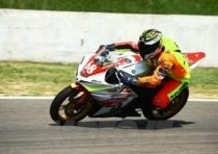 Yamaha R125 Cup 2012: il secondo round a Volpini