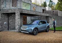 Land Rover, arriva l'ibrido plug-in per Evoque e Discovery Sport