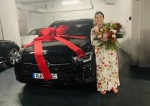 Cristiano Ronaldo regala una Mercedes GLC alla mamma