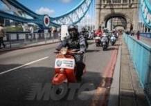 Vespa World Days 2012: è iniziata a Londra la 6a edizione