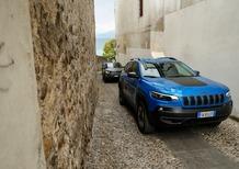 Jeep Cherokee | Quanto spinge in versione Trailhawk! [Video]