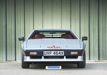 Lotus Esprit Turbo: in vendita quella di Colin Chapman