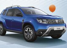 Dacia: allestimento speciale per i 15 anni del brand in Italia