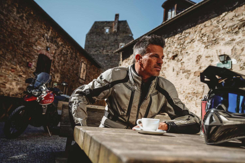 Louis-moto: giacca Vanucci Touring VAJ-m1