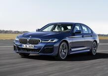 BMW Serie 5 2020: nuovo look e tanta elettrificazione [Video]