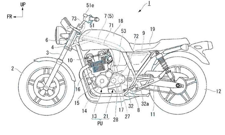 Honda brevetta il cambio semi automatico