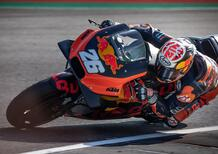 MotoGP: test al Red Bull Ring per KTM