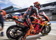 MotoGP, test KTM. L'organizzazione ai tempi del coronavirus