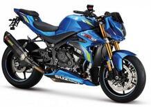 Suzuki GSX-R 1000 Virus: la special prefigura una nuova GSX-S?