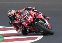 SBK. Barni e Motocorsa in pista a Misano
