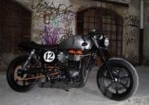 Triumph Bonneville CML Classic Special by Centro Moto Lodi