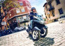 Yamaha Tricity 155: confermato il prezzo del tre ruote da Iwata