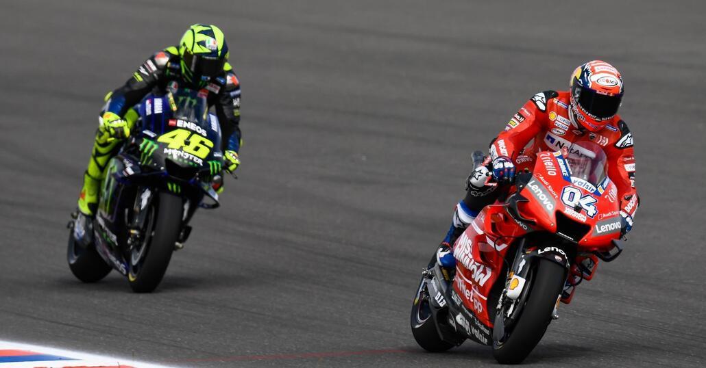MotoGP: Valentino Rossi e Andrea Dovizioso, e se smettessero entrambi?