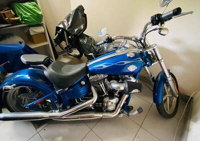 Harley-Davidson 1584 Rocker C (2009 - 11) - FXCWC - Annuncio 8065757