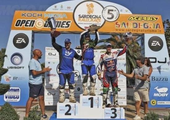 Sardegna Rally Race: Jordi Viladoms conquista la quinta edizione