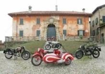 Rombo di tuono: motori accesi al museo Benelli