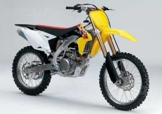 Suzuki: ecco le RM-Z 2013!