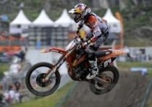 Motocross. Desalle imbattibile in Svezia, Cairoli perde la corona in classifica