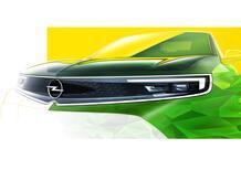 Nuova Opel Mokka: ecco come sarà il frontale