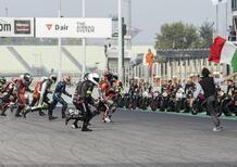 Moto Guzzi Fast Endurance, il trofeo riparte in sicurezza