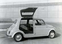 Prototipi Fiat, 500 Giardiniera meglio della 4 porticine? Se verticali e a vento meglio la piccola
