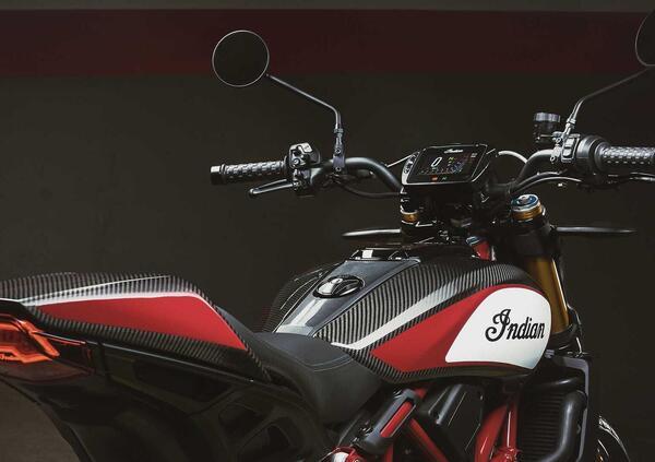 Indian EFTR. La prima moto elettrica del marchio?
