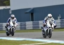 BMW nel 2013 in Superbike con un solo team