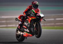 "MotoGP 2020, Massimo Rivola (Aprilia): ""Obiettivo top 10"""